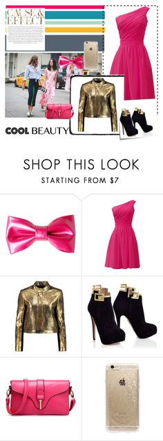 """""""Cause and Effect"""" by katiebooks on Polyvore featuring Raoul, Rifle Paper Co, Envi and Post-It"""