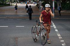 http://chicerman.com  meninthistown:  Socks.  #streetstyleformen