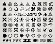 Celtic Knot Clip art Clipart - Celtic Tattoo Clip Art Clipart - Celtic Clip art Clipart PNG Vector E Celtic Patterns, Celtic Designs, Celtic Knot Tattoo, Celtic Knots, Celtic Tattoo Symbols, Celtic Tattoo Meaning, Celtic Symbols And Meanings, Celtic Tattoos For Men, Form Design