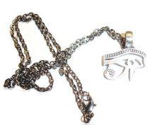 Unisex Eye of Horus Necklace. Starting at $5