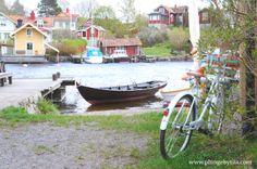 Relaxing in Waxholm, Sweden. www.plungebytiia.com