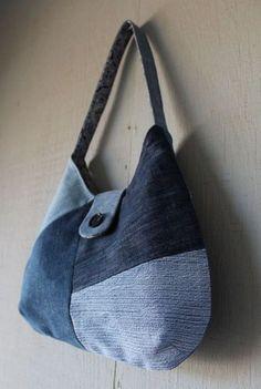 Wie man eine Jean-Tasche macht? #macht #tasche