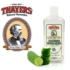 Thayers Cucumber Witch Hazel with Aloe Vera 355ml | Natural Toner | Moisturizing…
