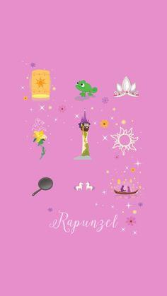 art by randy van der vlag, crecre, jjadiksson, adrian mentus and ariel wilson. Disney Princess Pictures, Disney Princess Rapunzel, Disney Tangled, Disney Love, Disney Pixar, Cartoon Wallpaper, Disney Wallpaper, Disney Symbols, Lilo Et Stitch