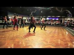 BUCKET LIST I WILL LEARN THIS DANCE ▶ Fake ID - Line Dance Competition 2013 - YouTube