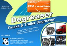 Degreaser Truck & Trailer Degreaser