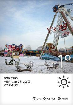 Sokcho, South Korea / by Yun Im