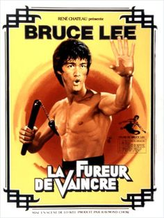 Bruce Lee - Fists of Fury Bruce Lee Poster, Bruce Lee Films, Bruce Lee Art, Films Cinema, Cinema Posters, Film Posters, Bruce Lee Photos, Kung Fu, Bruce Lee Collection