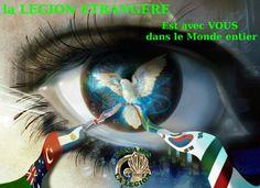 PARTAGE DE NOS AMIS , LA LÉGION .........SUR FACEBOOK..............