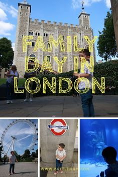 A Family Day In London. Wondering what you, as a family, can enjoy in London in just one day. To give you an idea, read my post about our family day in London. Backpacking Europe, Travel Tips For Europe, Travel Destinations, Days Out In London, London With Kids, Things To Do In London, Days Out With Kids, Family Days Out, Travel With Kids