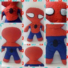 Spider-Man de fieltro