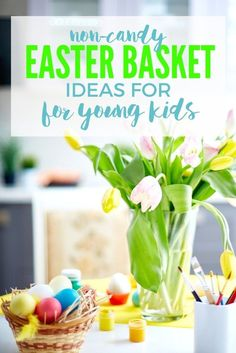 15 easter basket ideas for the whole family basket ideas easter easter basket ideas for young kids negle Image collections
