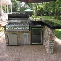 1000+ images about Muratura esterno outdoor kitchen on Pinterest ...