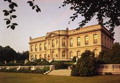 The Elms Mansion, Newport RI  Lovelovelove the Newport mansions