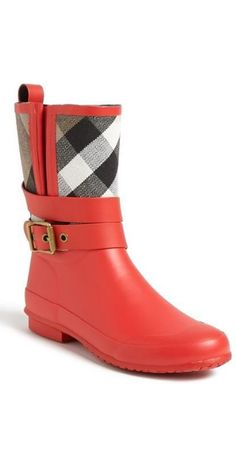 Black Friday deal: Burberry 'Holloway' Rain Boot