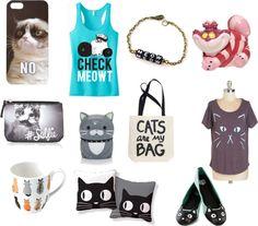 Cat Lover's Christmas Wishlist