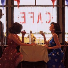 Jack Vettriano, OBE is a Scottish painter. His 1992 painting, The Singing Butler, became a best-selling image in Britain. For biographical notes -in english and italian- and other works by Vettriano see: Jack Vettriano, 1951 Jack Vettriano, Oil Painters, Abstract Painters, Jimmy Lawlor, André Derain, Arte Obscura, Italian Painters, Art Studies, Pablo Picasso