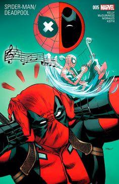 El Abuelo Sawa: Spider - Man / Deadpool Vol. 1 (5 de ?) (Español)