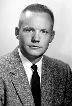 Neil Armstrong, 1956