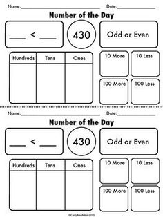 Addition and Subtraction - Practice Sheets | TpT FREE LESSONS ...