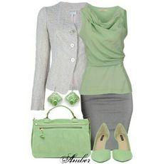 Sugestões de roupas sociais