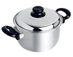 Lustre Craft Cookware 3 Quart Saucepan Pot With Lid 5
