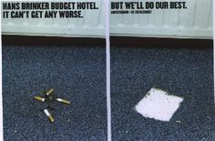 Hans Brinker Budget Hotel ad » adverbox