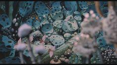 kaze no tani no naushika - nausicaa of the valley of the wind - nausicaa della valle del vento - toxic jungle - giungla tossica Nausicaa, Grave Of The Fireflies, Ghibli Movies, Animation, Hayao Miyazaki, Anime Fantasy, Cute Anime Couples, Concept Art, Abstract