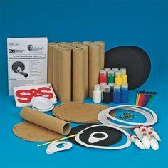 Buy Stellar Constellation Viewer Craft Kit at S&S Worldwide