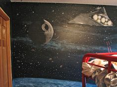 Star Wars Bedroom Stuff Design Ideas, Pictures, Remodel, and Decor - page 10