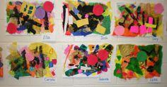 Miss M's Art Room: Kindergarten: Jumping into Kandinsky