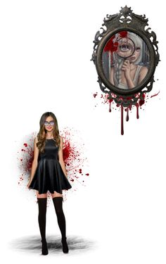 """""""Just the Audition: Escape the Room"""" by valegarcia-reader on Polyvore featuring arte y StillPlayingWithDolls"""