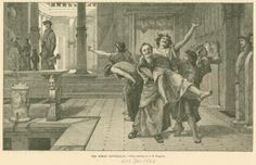 Saturnalia Quotes: Image ID: 1623943 The Roman Saturnalia. (1884)