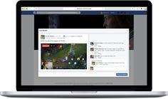 Gamers Rejoice: All Users Can Now Livestream on Facebook via Desktops Laptops