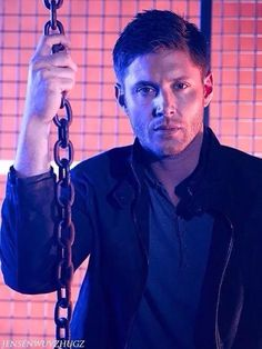 Jensen season 9 promo shoot. I know we're in season 10, but he just looks really good in this.
