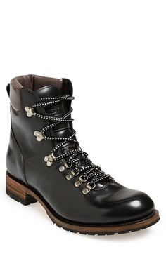 Free shipping and returns on Sendra 'Alpine' Round Toe Boot (Men) at Nordstrom.com. Intrepid mountain style defines a rugged handmade boot crafted with a smart Goodyear welt.