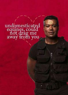 Love - Stargate SG1 Style!
