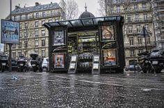 """""""Kiosque à journaux"""" Paris 2013 - Bruno Sussi ©"""