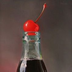 Cherry Coke  Artist: Oriana Kacicek