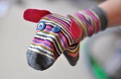 Marionetas Calcetines (2)