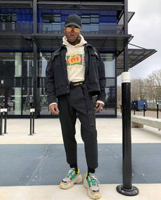 "3,167 Likes, 45 Comments - FITS ON POINT (@fitsonpoint) on Instagram: ""Rate this fit from 0-10 #FitsOnPoint via @insaneoutfits featuring @jordantupak2: Jacket: Molowo…"""