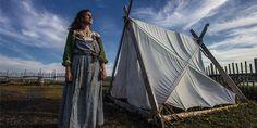 L'anse Aux Meadows, Christopher Columbus, Historical Sites, Outdoor Gear, Tent, Kimono Top, American, Women, Fashion