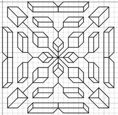 imaginesque free blackwork embroidery patterns Source by - Blackwork Patterns, Blackwork Embroidery, Paper Embroidery, Learn Embroidery, Zentangle Patterns, Embroidery Patterns, Cross Stitch Patterns, Graph Paper Drawings, Graph Paper Art