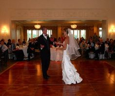 Timing and Suggestions for Wedding Receptions (by Black Tie DJs).