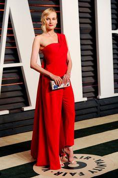 Diane Kruger Vanity Fair's Oscar Party 2015
