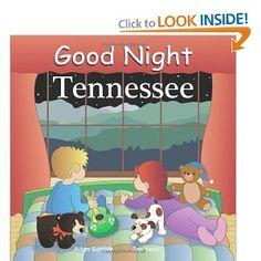 Good Night Tennessee (Good Night Our World series): Adam Gamble, Joe Veno: 9781602190191: Amazon.com: Books