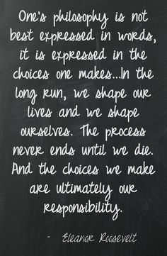 Eleanor Roosevelt Quote. This quote courtesy of @Pinstamatic (http://pinstamatic.com)