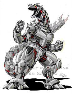 Godzilla Neo - KIRYU by KaijuSamurai.deviantart.com on @deviantART