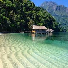 Ora Beach, Maluku