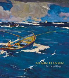 """""""An Artful Voyage, is indeed just that. Filled with beautiful high quality images, one undertakes the journey both on land and sea, right alongside the artist as he captures, with broad strokes, the essence of his subjects. Cleverly written with historical meaning as well as interesting facts about his life and works, the book is a visual delight as well as an important addition to any California Impressionist collection.""""—Vanessa Rothe, Fine Art Connoisseur Magazine"""